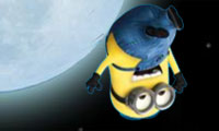 Play Minion Fire Me to The Moon game