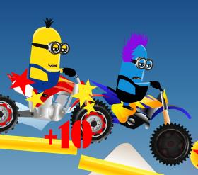 Play Minion Racing Game game