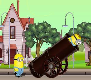 Play Minions Journey game