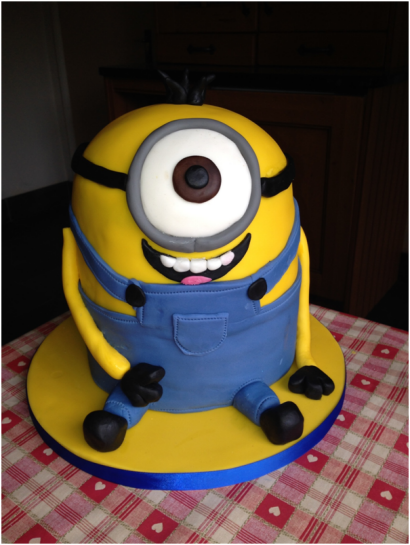 Jun 02,  · Making a 3D Minion Cake 1. TEMPLATE: For any 3d cake that you want to make I recommend finding a picture of the character that you want to make, enlarge it to the size you want the finished cake to be and use that as your guide for sizing the cake and details.