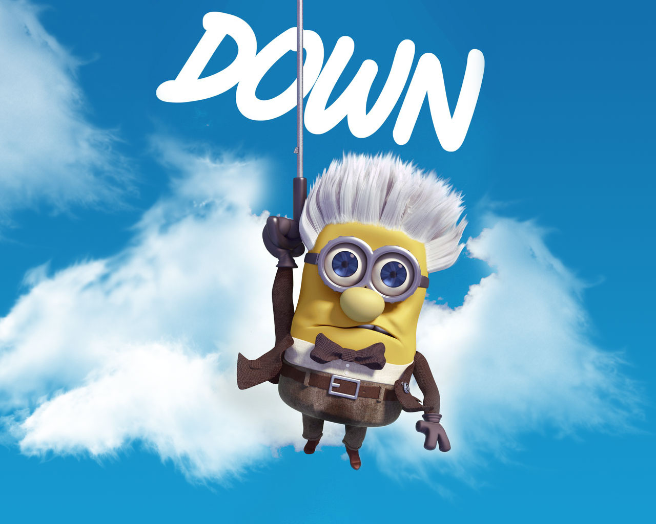 Minions Wallpaper Minion Carl Fredrickson