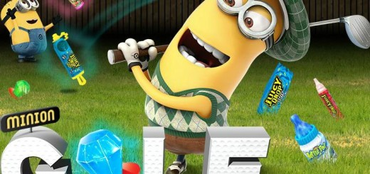 Play Minion at the Golf game